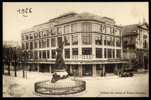 Magasin Aux dames de France
